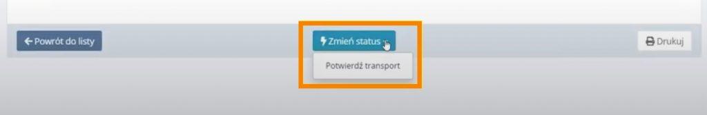 Potwierdzenie transportu odpadów Przemysł iŚrodowisko